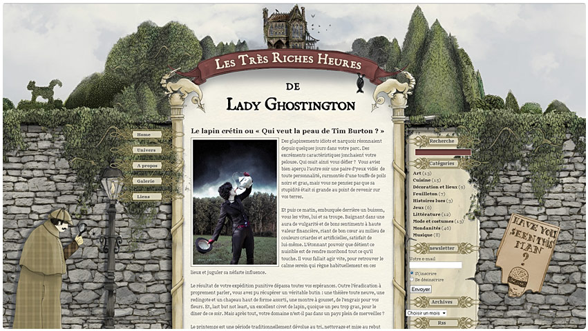 Lady Ghostington